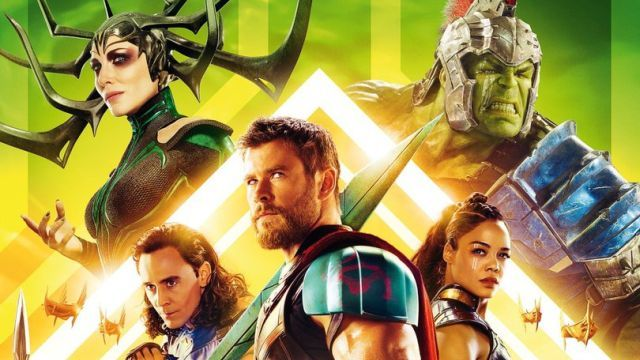 See the Many Shades of Hela in Two Thor: Ragnarok Posters