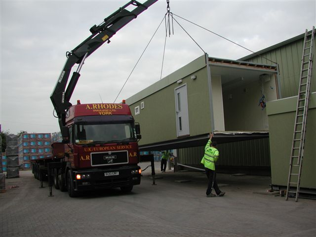 shipping containers classrooms | Shipping container homes - Container Hire & Container Rent