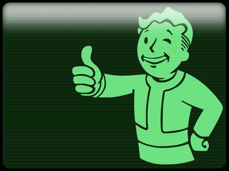 Fallout 3 Pipboy 3000 wallpaper