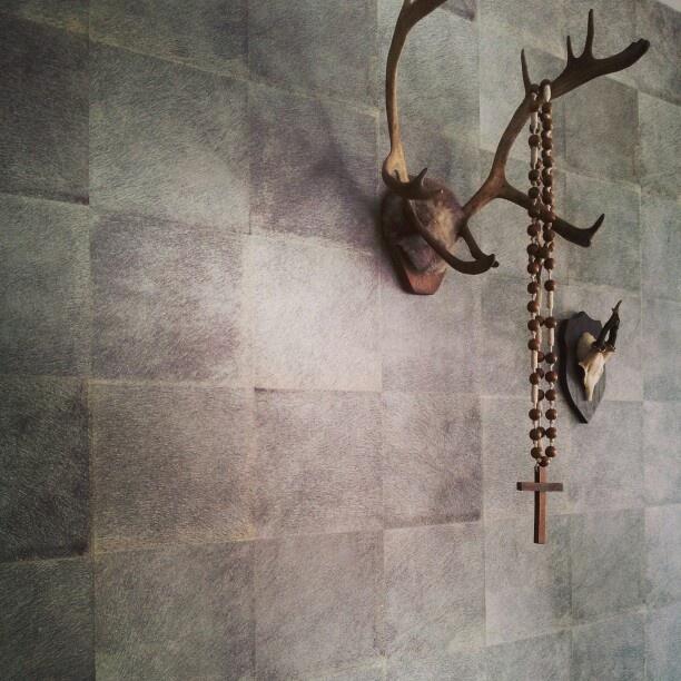 Woonkamer | Elitis behang