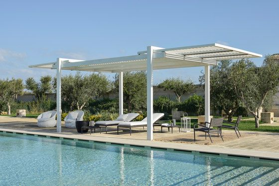 Pergolas | Sunshades | Cap Ferrat | Unopiù. Check it out on Architonic