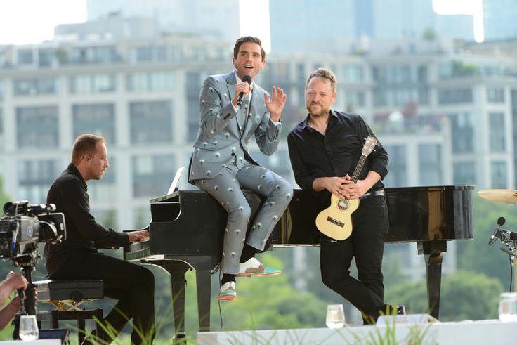 L'été indien avec Mika et Bruel le 9 août sur France 2. - LeBlogTvNews