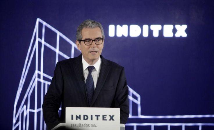 Pablo Isla de Inditex nombrado mejor CEO del mundo