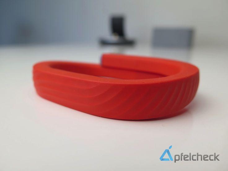 cool Review  - Jawbone UP24 - Fitness-Armband mit Schlafanalyse und umfangreicher iOS-App