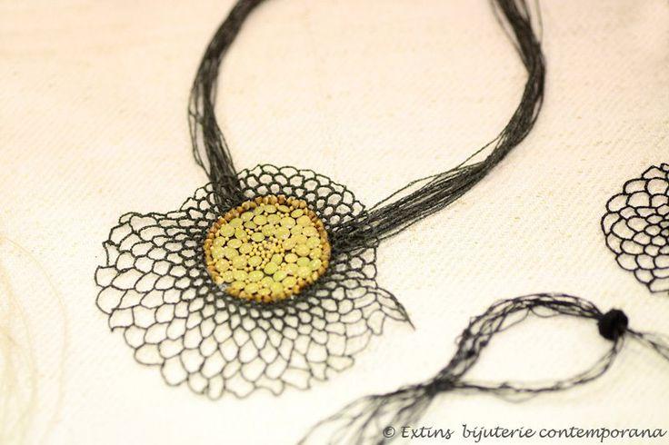 Ina Moisi, Romanian Jewelry Designer.