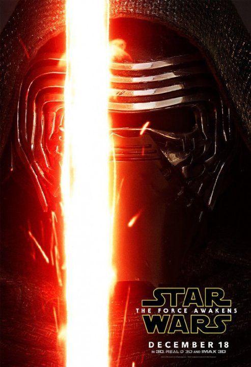 Star Wars: Episodio VII - El Despertar de la Fuerza (2015)
