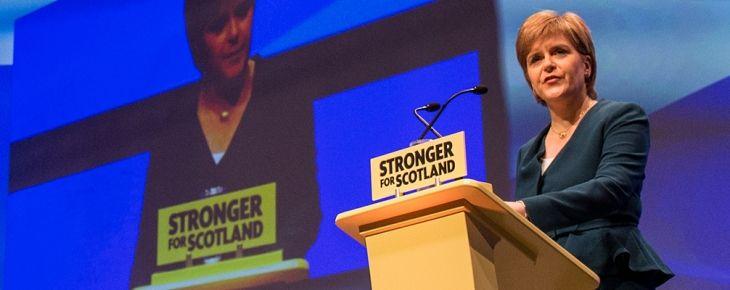 Nicola Sturgeon to publish independence referendum bill next week for consultation