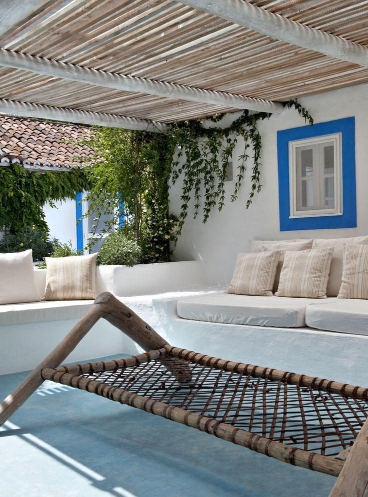 Una casa de verano en Portugal | Bohemian and Chic