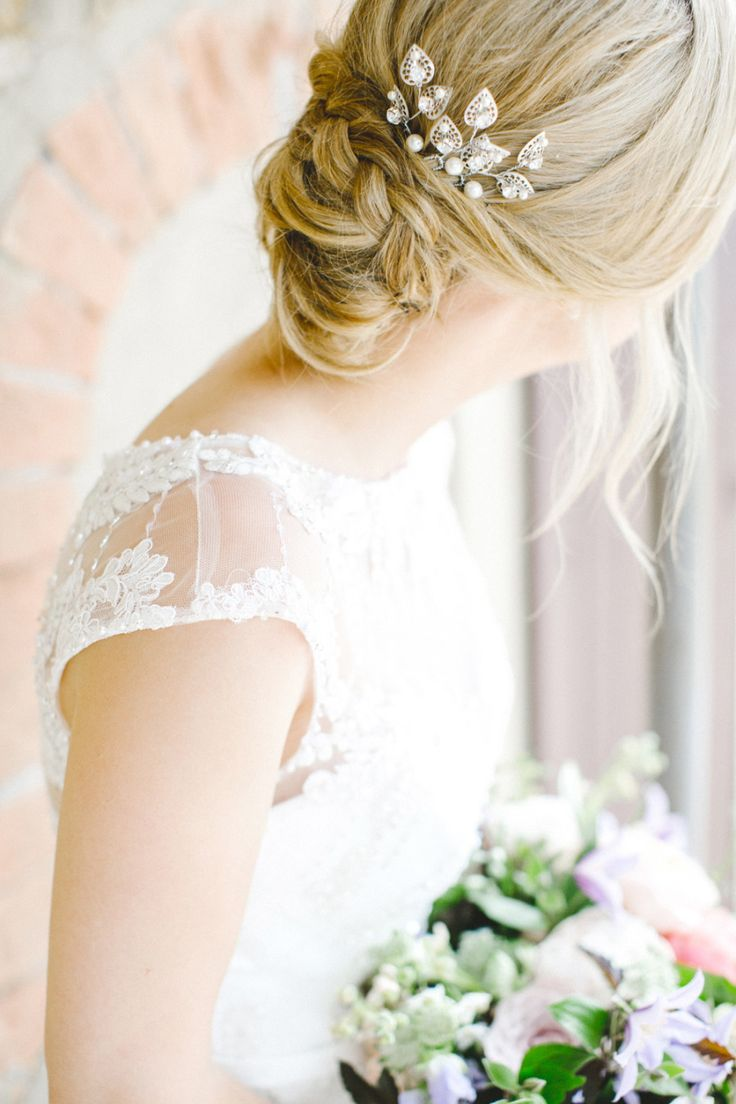 175 best Wedding Hairstyles, bridal hair images on Pinterest ...