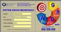Tapak GROW Ver 5.0 Sekolah Menengah dan Sekolah Rendah