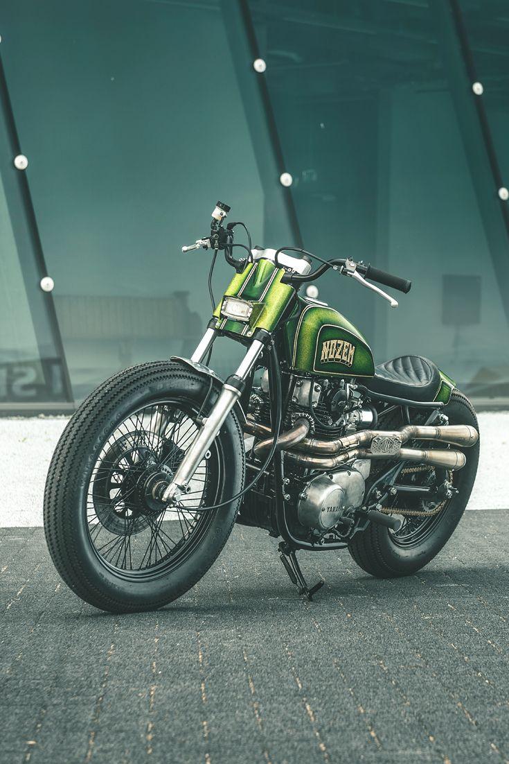 233 best dream bike custom images on pinterest vintage yamaha xs650 fandeluxe Image collections