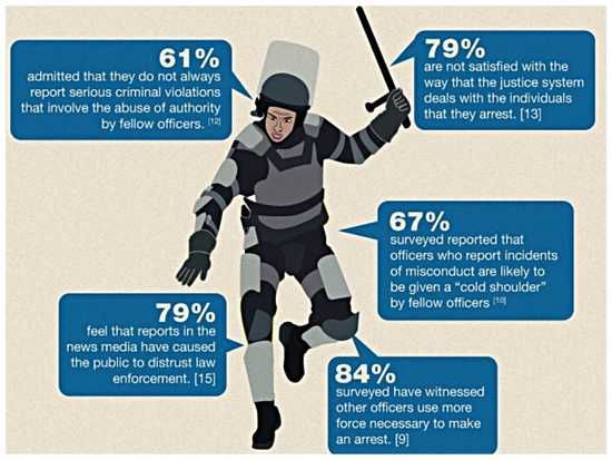 Polls: Police Brutality – What The Police Have To Say