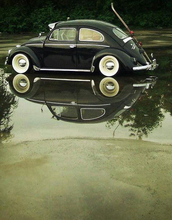 i have to say i would not mind having an old vw bug.