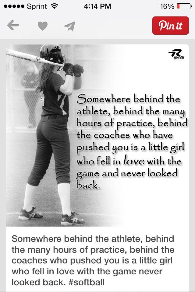 Softball #quote