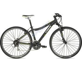 "#Rower #Trek #NEKO S WSD 16"" czarny #2013"
