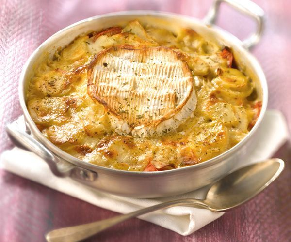 Gratin normand [recipe in French]