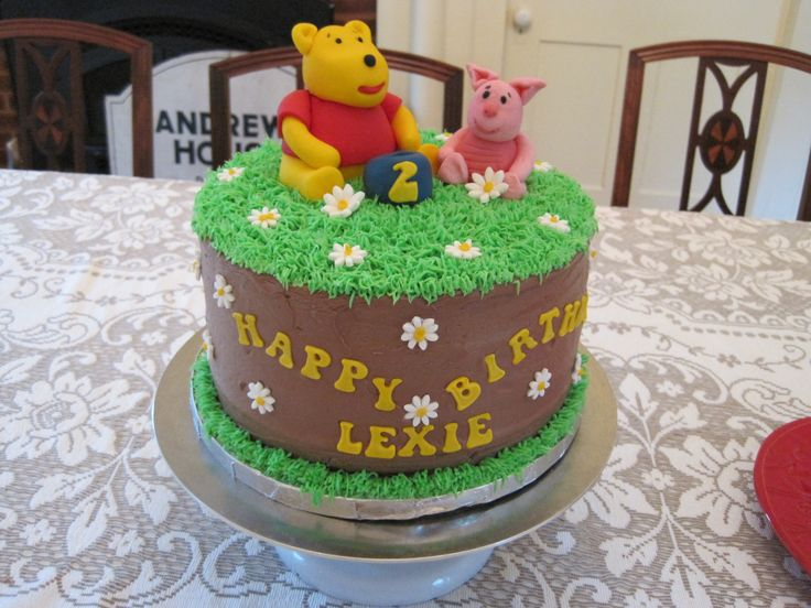 18 Best Winnie The Pooh Cakes Images On Pinterest