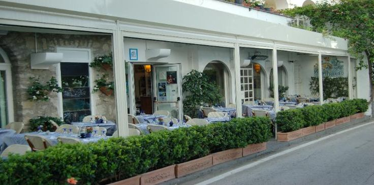 Ristorante Mediterraneo Positano - one of our absolute favourites!