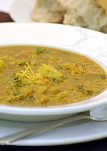 Ina Paarman - Curried fish soup