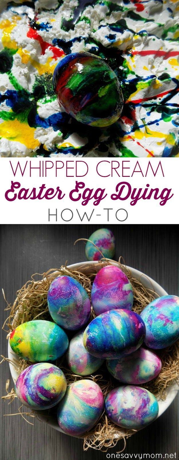 25 Best Ideas About Shaving Cream Easter Eggs On