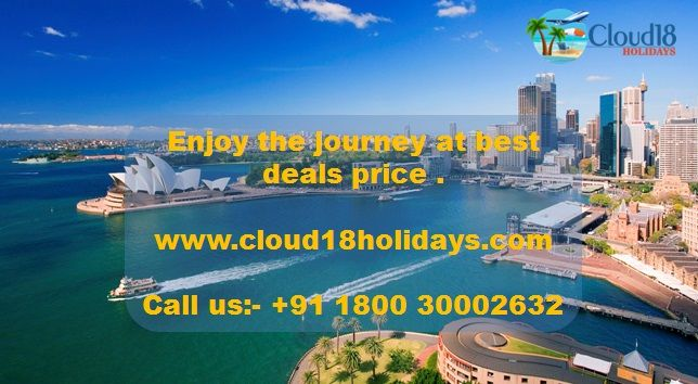 #cloud18holidays provide at best price deals and book your #journey at any time according to your time schedule . its a comfort deals and you can save more money.