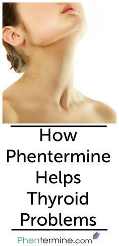 We will explain everything you need to know bout your thyroid and phentermine…