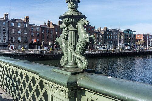 Grattan Bridge - Dublin (Ireland)