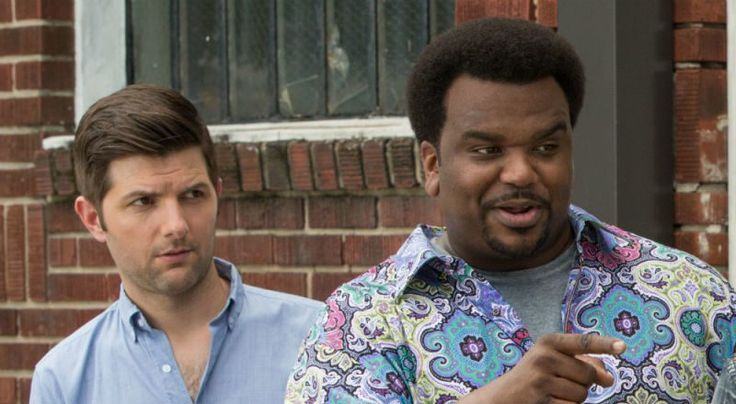 Craig Robinson/Adam Scott comedy Ghosted given pilot order   Two of the most talented comedic actors on television are joining forces in a highly anticipated new pilot Ghosted.Variety announced today that Fox has formally ordered a pilot for the series which stars Craig Robinson (The Office) and Adam Scott (Parks and Recreation) as a duothat is tapped to look into supernatural activities in Los Angeles. Described as the X-Files as a comedy the show will pair Robinson as a paranormal skeptic…