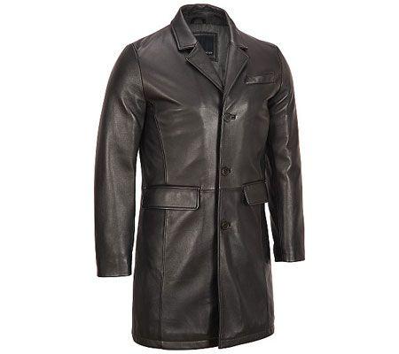Leather Fashion Garments >> Men Jackets