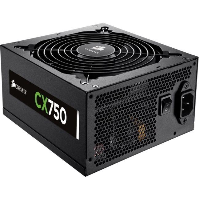 Corsair CX750 ATX Power Supply #CP-9020015-NA (Dream PC's PSU)