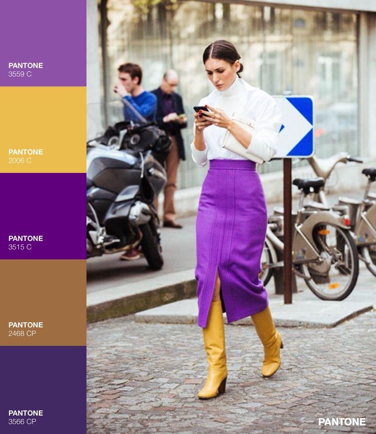 ULTRA VIOLET - Pantone 2018 - Comment accorder cette couleur vibrante et énigmatique ?
