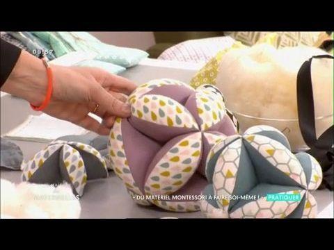 Comment fabriquer son matériel Montessori ? - La Maison des Maternelles - YouTube