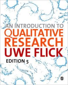 In the new edition of his bestselling book, Uwe Flick introduces all of the main theoretical approaches to qualitative research, and provides unmatched coverage of the full range of methods now available to qualitative researchers. Organised around the process of doing qualitative research, the book guides you through ethics, research design, data collection, and data analysis.