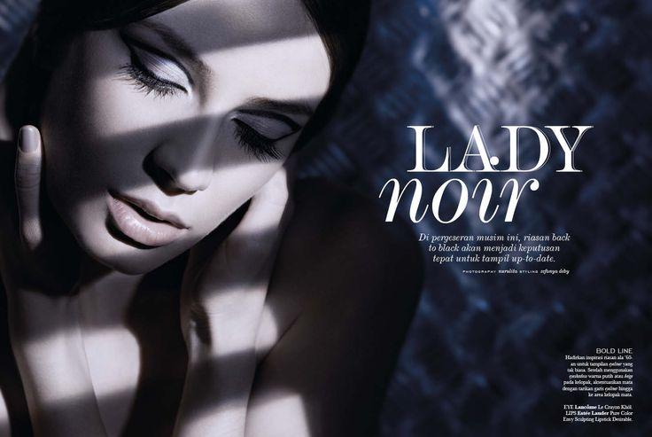 """""""Lady Noir"""" - August 2014"""