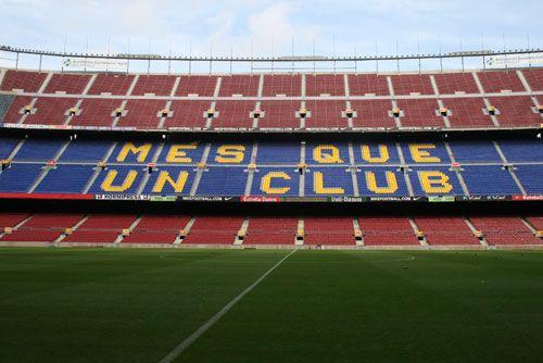 Camp Nou experience : Musée du FC Barcelone + Tour du Camp Nou