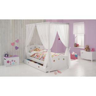 Four Poster Single Bed Argos
