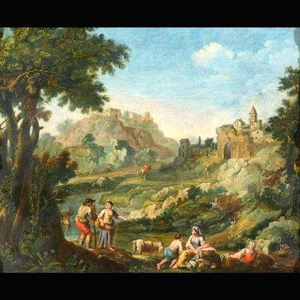 Giuseppe Zais(Belluno 1709-1781) attribuito