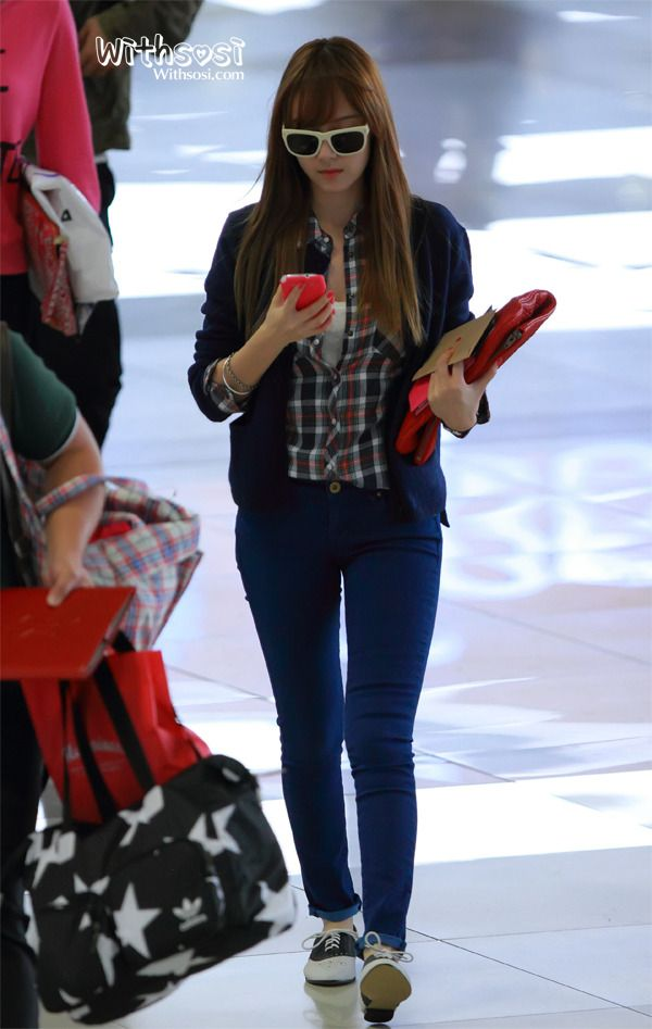 Snsd Airport Fashion Snsd Airport Fashion Pinterest