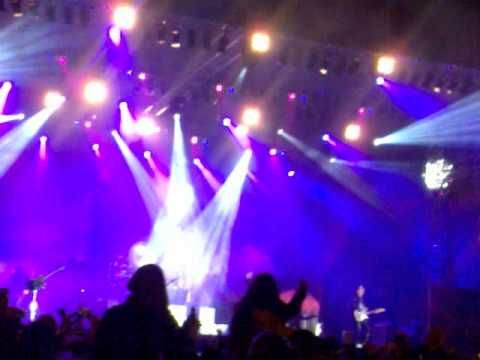 concert SCORPIONS 2007 SIBIU capitala culturala europeana