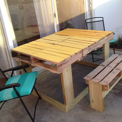 {more} pallet projects