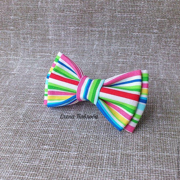 Купить Галстук бабочка детский. Радуга - галстук-бабочка, галстук бабочка, галстук бабочка купить