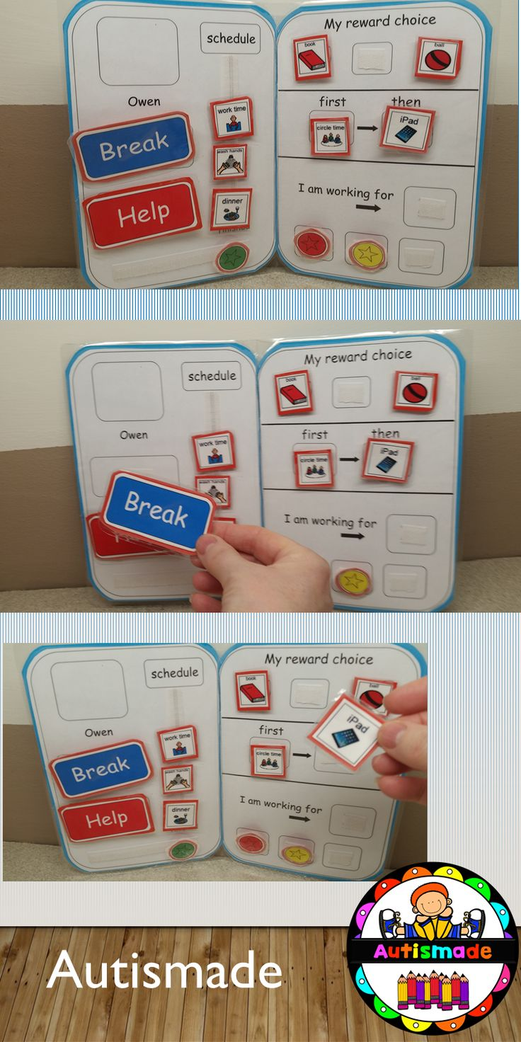 17 best ideas about visual aids self registration this package contains the directions and printables of this visual aid i use in class