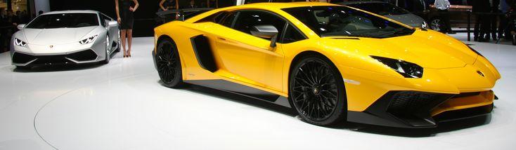 Flere superbiler fra Geneve