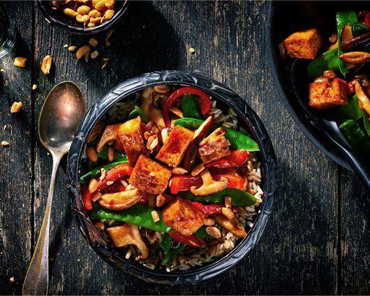 Hong shao doufu – Roergebakken tofu uit Singapore