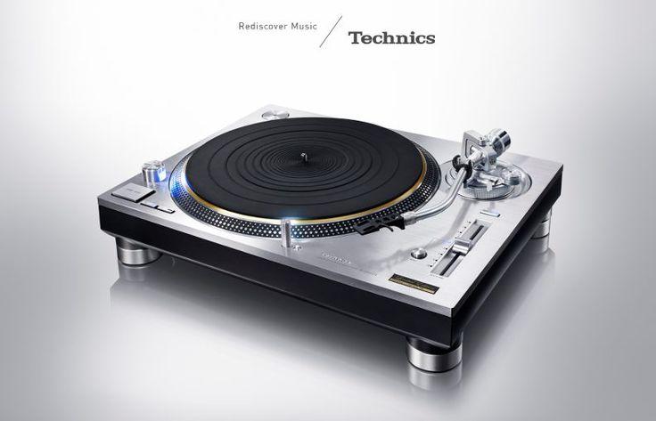 La nouvelle platine #vinyle Technics #Sl1200GAE  est désormais en #précommande, avec une disponibilité annoncée d'ici la fin Juin... Edition 50th Anniversary limitée à 1200 exemplaires !!! Pour en savoir plus : #Platine #Technics #Audio #Musique