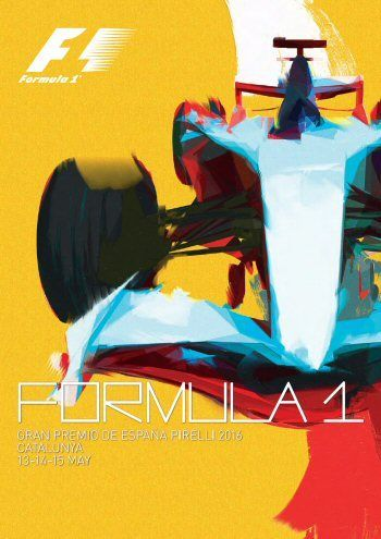 Formule 1 - Grand Prix d'Espagne 2016 Barcelone - http://cpasbien.pl/formule-1-grand-prix-despagne-2016-barcelone/