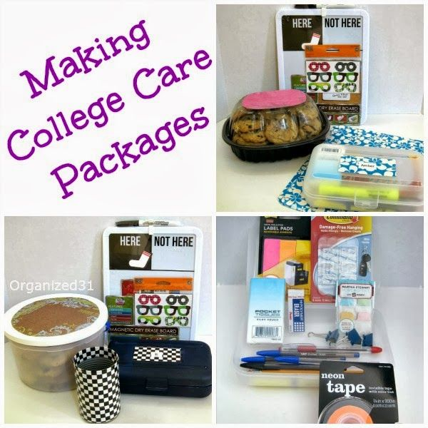 17 Best Care Package Images On Pinterest College Care Packages