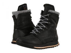 HOOD Rubber Company Grafton (Black) Men's Shoes