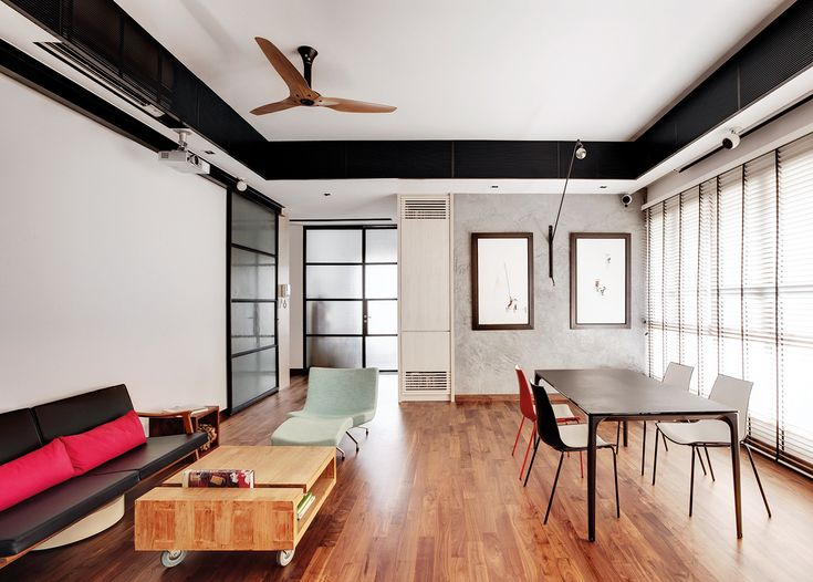 Stylish ceiling fans for modern spaces | Home & Decor Singapore