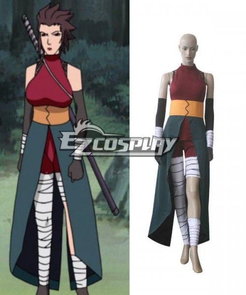 Naruto Tokiwa Cosplay Costume Tokiwa Naruto Costume Black